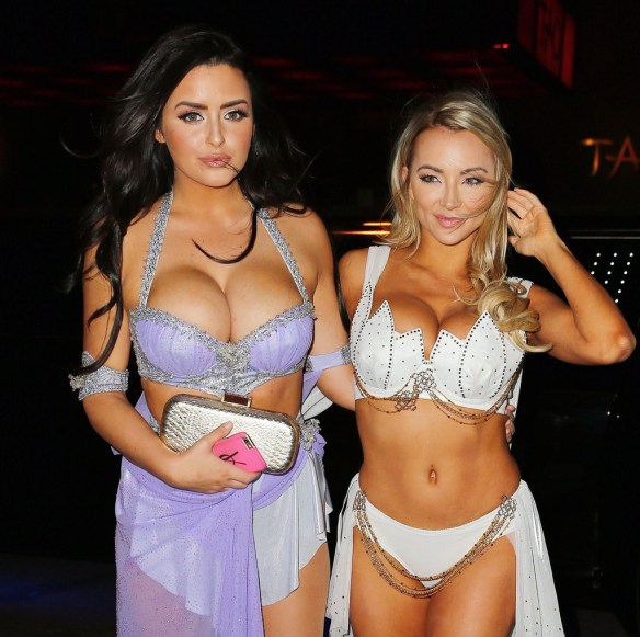 Abigail-Ratchford-and-Lindsey-Pelas-Sexy-7