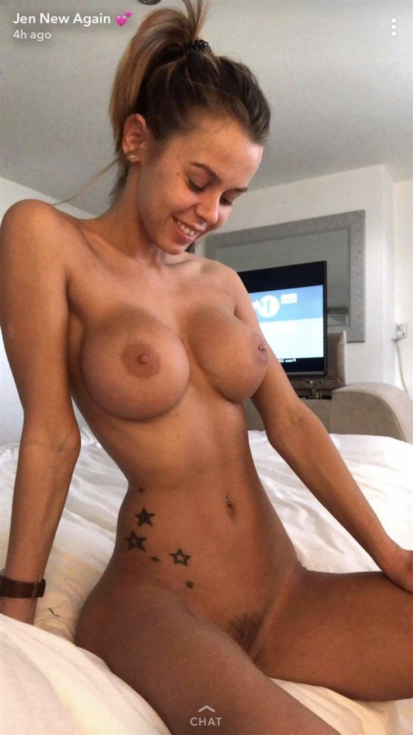 Jennifer Ann Nude Photos and Sex Tape Video Leaked from snapChat The Fappening 2018
