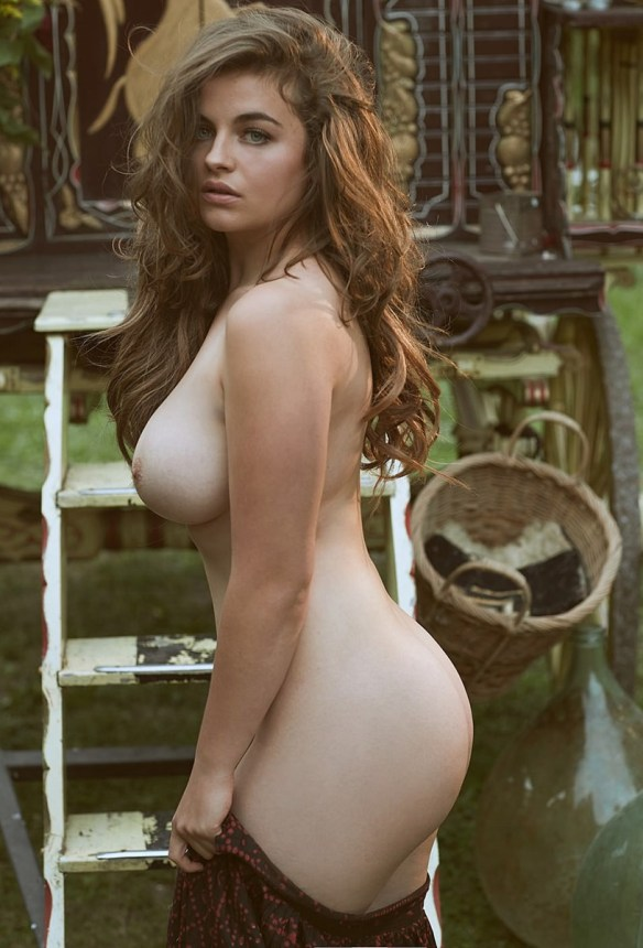 Ronja Forcher Nude for Playboy The Fappening