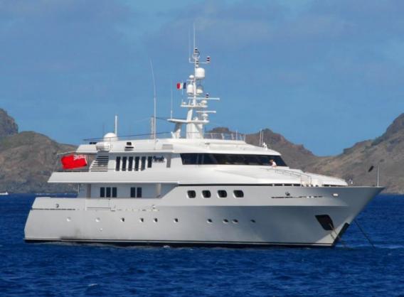 Bonos New Luxury Yacht Luxury Yachts And Fame
