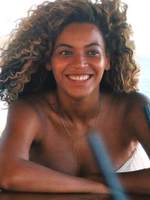 13 Pictures Of Beyonce Without Makeup  Celebrities