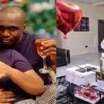 Rita Dominic Treated To A Lovely Valentine Surprise From Fiance, Fidelis Anosike Ahead Of Wedding (VIDEO)
