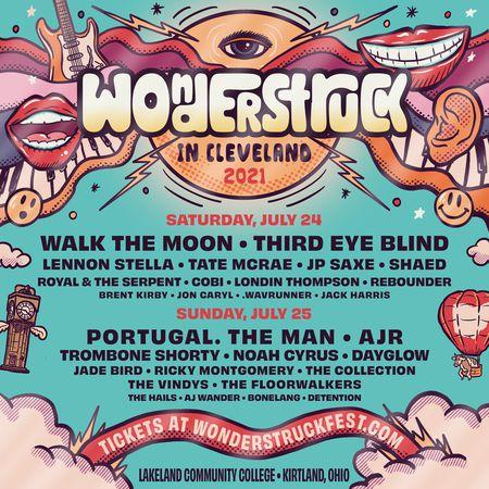 wonderstruck music festival announces