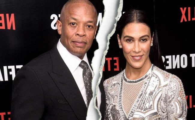 Dr Dre S Wife Nicole Young Files For Divorce After 23