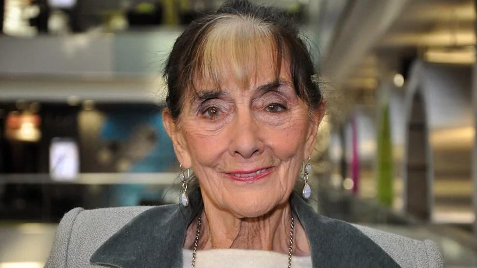 June Whitfield from Celebrity Deaths: 2018's Fallen Stars ...