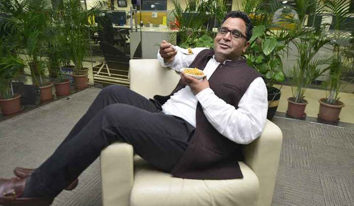 vijay shekhar sharma income