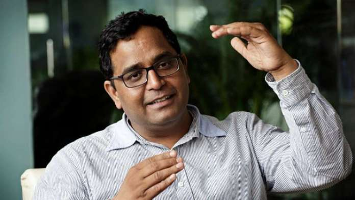 vijay shekhar sharma earnings