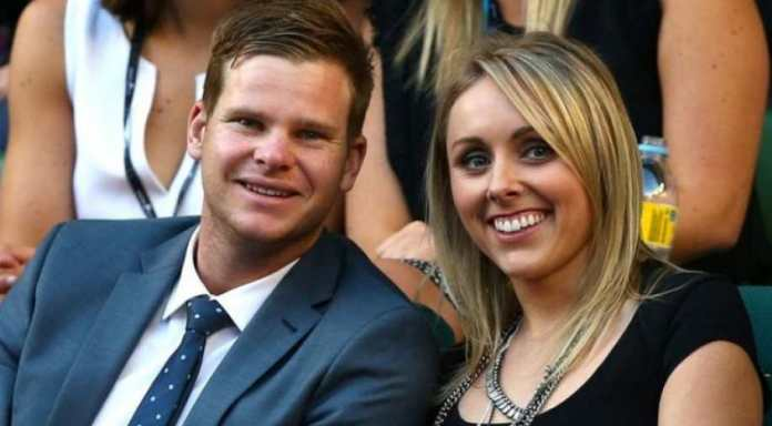 Steve Smith girlfriend