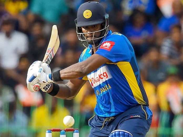 Angelo Mathews networth
