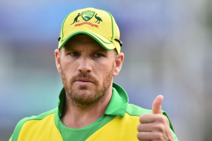 Aaron Finch income