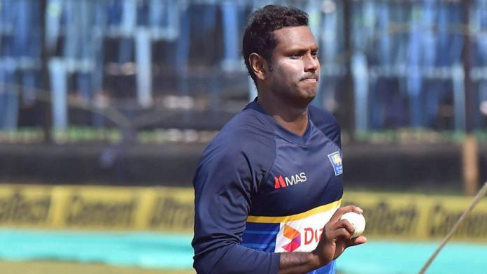 Angelo Mathews salary