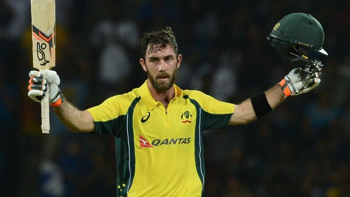 Glenn Maxwell career