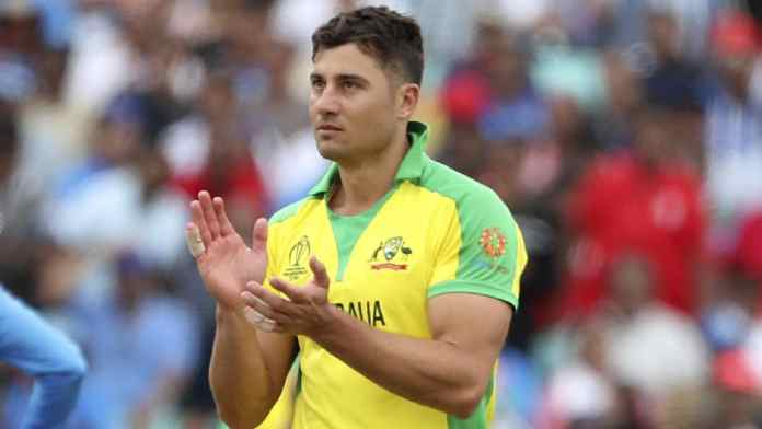 Marcus Stoinis salary