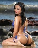 Aishwarya Rai Bikini Beach 001