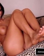 Alessandra Ambrosio Tits Cumshot Fake 001