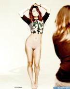 Alexa Vega Nude Body Pantiless 001