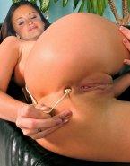 Alexis Bledel Dildo Sex Toy Fake-41861