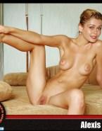 Alexis Dziena Tits Exposing Vagina Porn Fake 001
