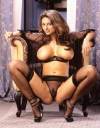 Ali Landry Lingerie Panties Nudes 001