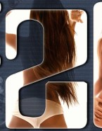 Ali Landry Panties Boobs Squeezed Nude 001