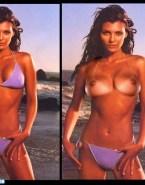 Ali Landry Topless Beach Nsfw 001