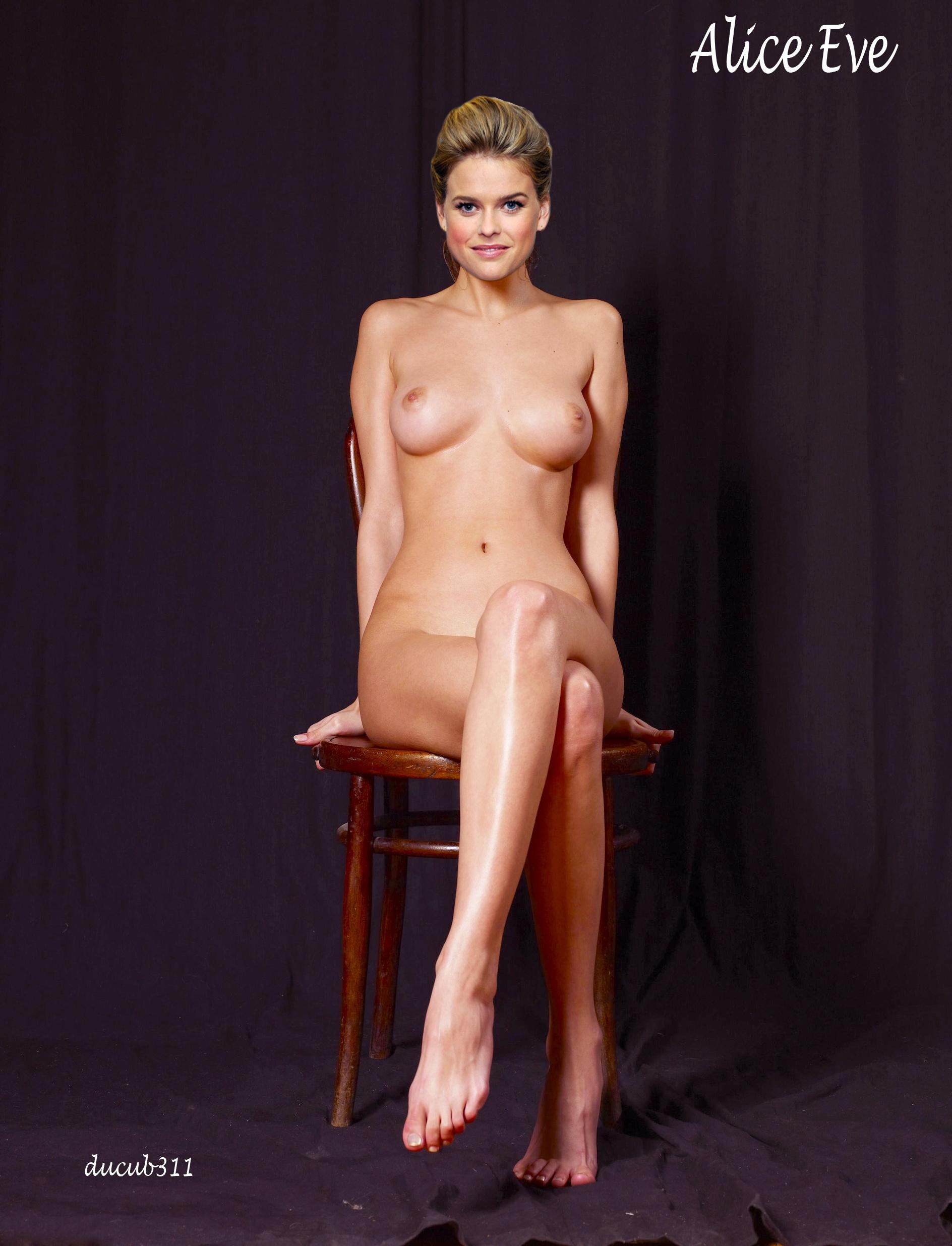 Alice Eve Nude Fake « CelebrityFakes4u.com