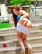 Alyson Hannigan Bent Over Panties Down Nudes 001