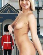 Amanda Holden Tits Public Nsfw Fake 001