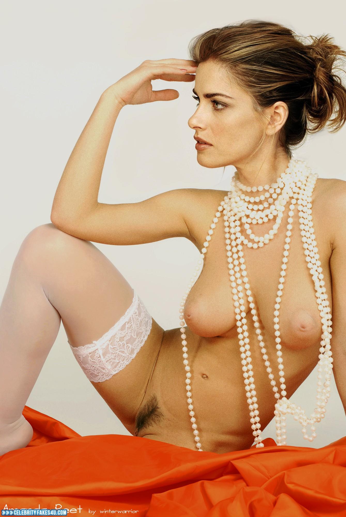 Amanda Peet Nude amanda peet stockings boobs porn 001 « celebrity fakes 4u