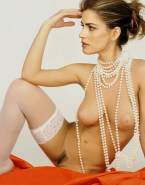 Amanda Peet Stockings Boobs Porn 001