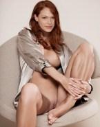 Amanda Righetti Tits Vagina Naked 001