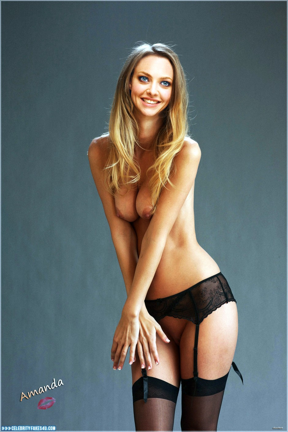 Amanda Seyfried Tits amanda seyfried stockings breasts porn fake 001 « celebrity