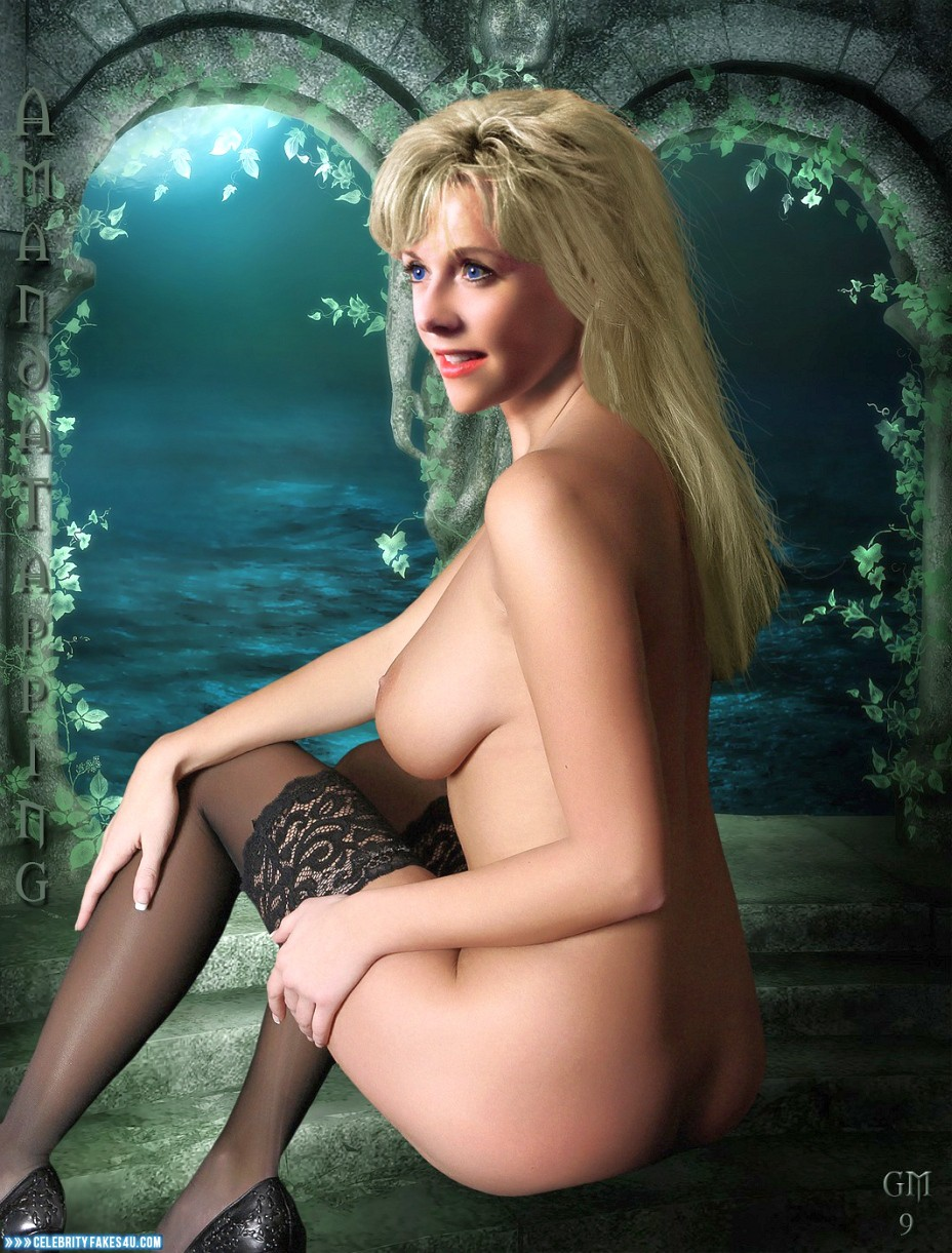 Amanda Tapping Naked amanda tapping naked 005 « celebrity fakes 4u