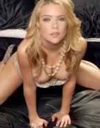 Amber Benson Horny Tits Fake 001