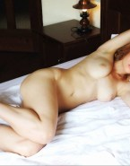Amber Benson Naked Body Tits Fake 001