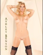 Amber Benson Nude Body Breasts Fake 002