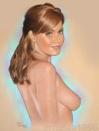Amy Adams Naked Tits Cartoon Fake