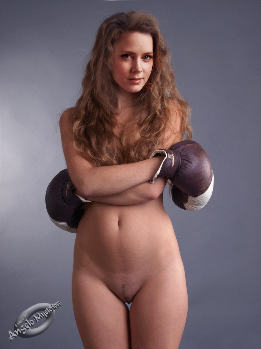 Amy Adams Naked Pics amy adams naked in boxing gloves fake « celebrity fakes 4u