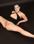 Super Flexible Amy Adams Legs Spreads Pussy Shot Fake