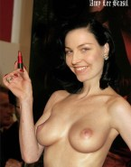 Amy Lee Exposed Boobs Topless Porn 001