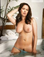 Ana Ivanovic Shower Wet Fake 001