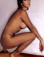 Ana Laura Ribas Tattoo Sideboob Porn Sex Fake 001