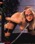 Anastacia Breasts Bondage Fake 001