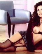 Andie MacDowell In Stockings Georgous Nude Fake