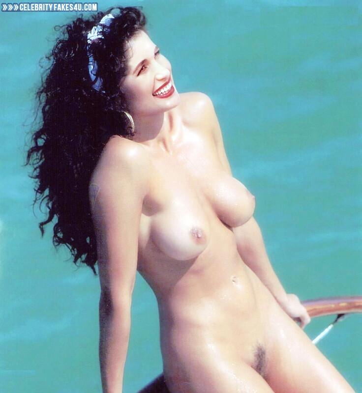 Speaking, try Nude photo of andie mcdowell the