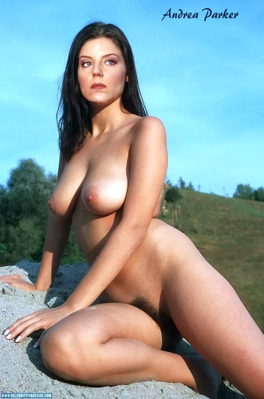 Andrea Parker Fake, Nude, Outdoor, Tits, Porn