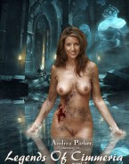 Andrea Parker Wet Movie Cover Nudes Fake 001