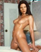 Andrea Parker Wet Naked Body Fake 001
