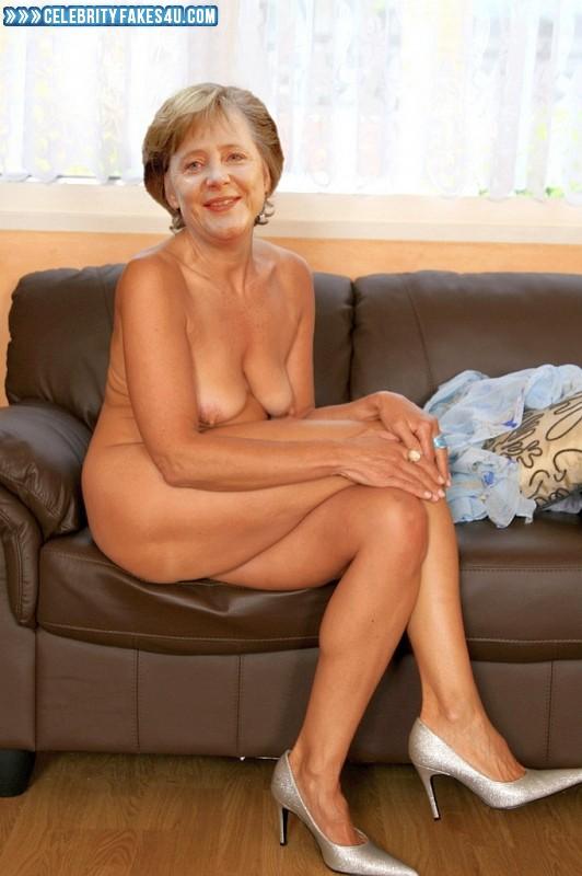 Merkel fakes angela Angela Merkel