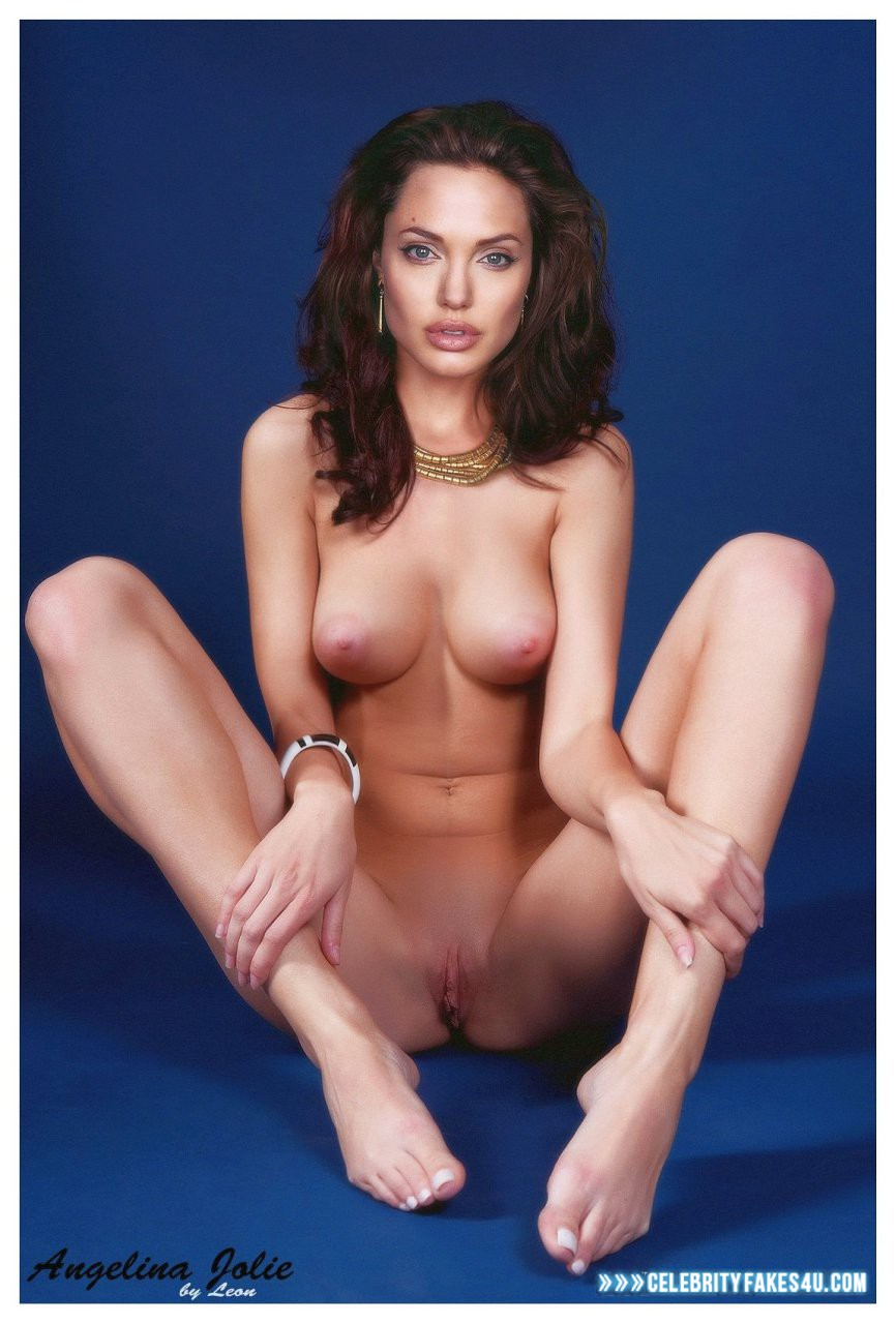 Angelina Jolie Fake, Feet, Nude, Pussy, Tits, Porn